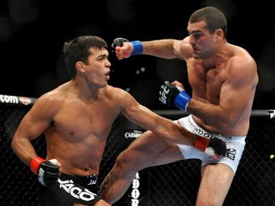 Современный MMA — спорт с большим потенциалом
