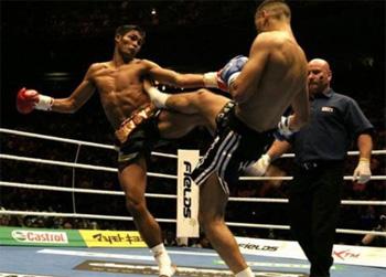 Муай Тай - тайский бокс в смешанных единоборствах